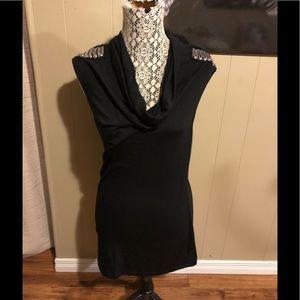 MJ Shoulder Dress
